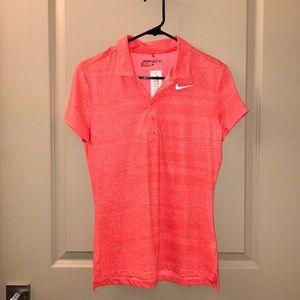 Nike Tops - Nike Golf Dri-Fit Polo